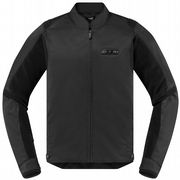 Icon Overlord SB2 Perforated Textile Jacket Stealth